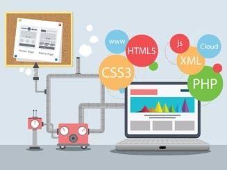 creare un sito web unico